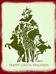 Happy Green Holidays 2007
