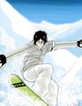 Snowboard Hisagi