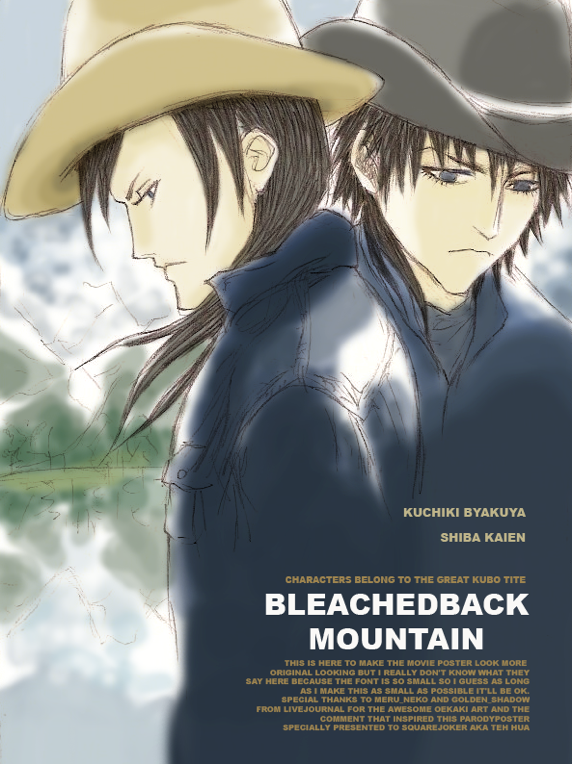 Bleachedback Mountain by puppetdemon