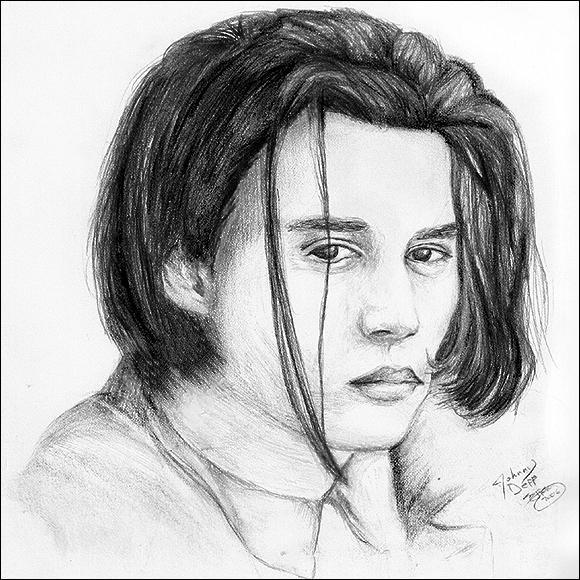 Johnny Depp by Jaejoong - Johnny Depp Fan Clup