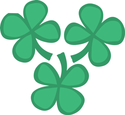 Four Leaf Clover Cutie Mark By Sky Winds