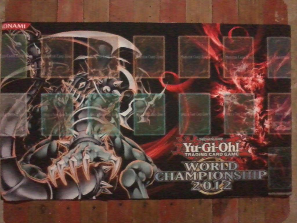 armed dragon deck