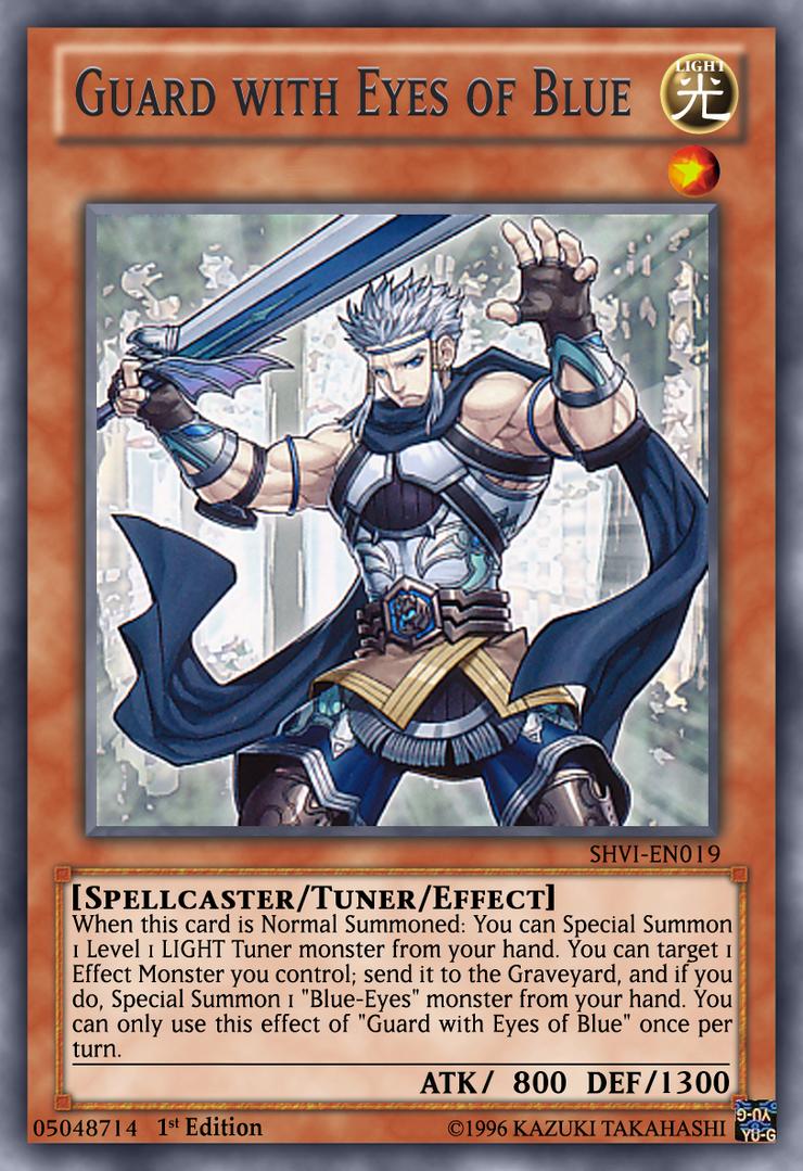 guard with eyes of blue yugioh ocg by yeidenex on deviantart