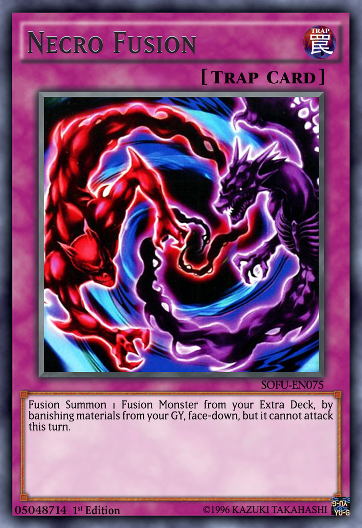 Necro Fusion Yugioh by yeidenex