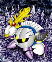 Meta Knight by Meteor-05