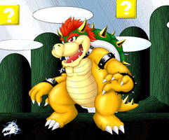 Bowser by Meteor-05
