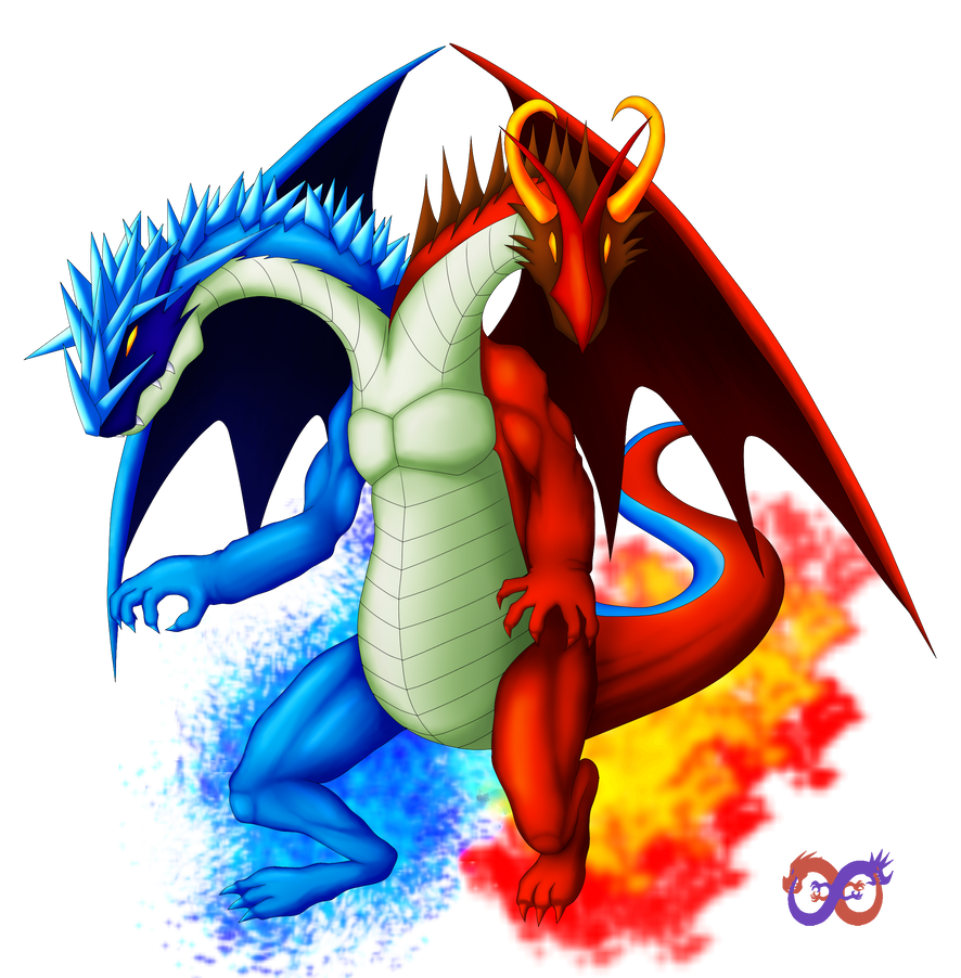Fire ice force ogon 39 i led 2 by meteor 05 on deviantart for Fire and ice tattoo shop