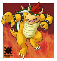 Bowser's Day 2017 by Meteor-05