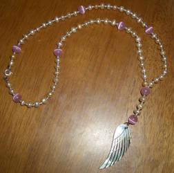 Setsuna Rosary Necklace