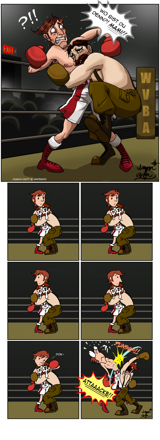 Punch Out Wii Soda Popinski : Punch out fight of the century folks by imagenashyun