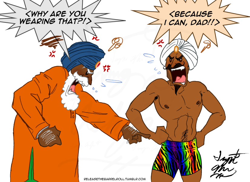 Punch-Out!!- Another gaudy boxer(s) joke by ImagenAshyun on