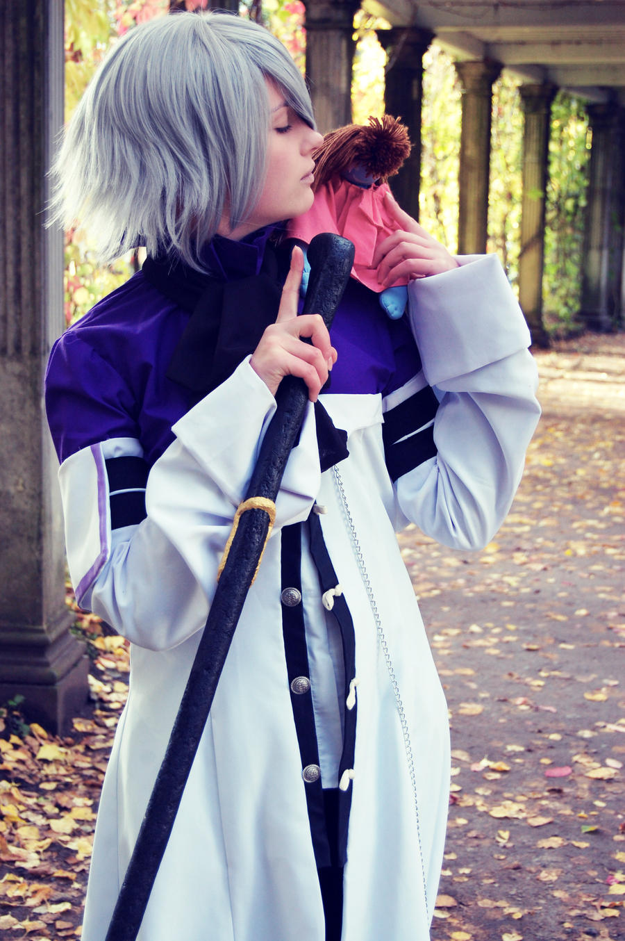 Pandora Hearts cosplay 2 by Anoska on DeviantArt