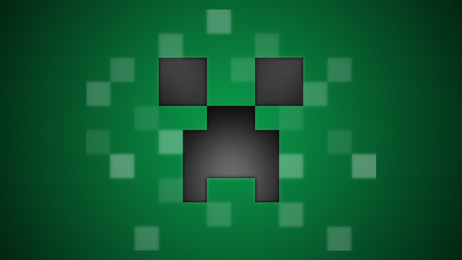 Minecraft Creeper Wallpaper by m0gria ...