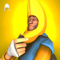 BananMascot's profile pic by ArgetKnight