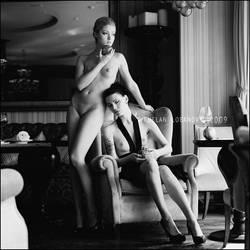 Le pornochic by Lobanov