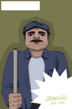 Kind Janitor