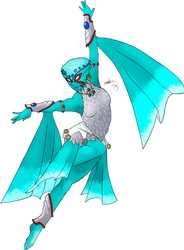 Fierce Deity Princess Ruto