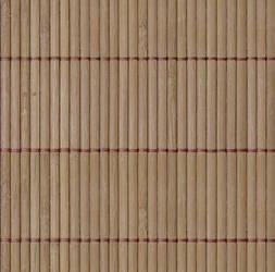 Bamboo carpet -tiled
