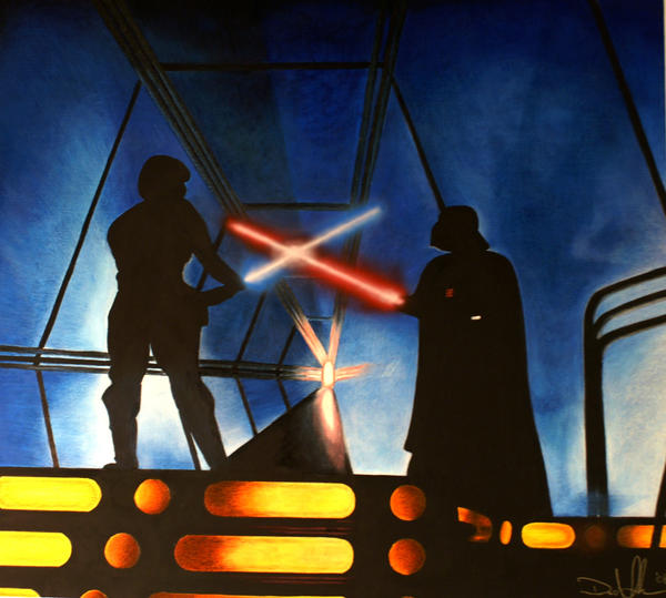 learn how to lightsaber duel