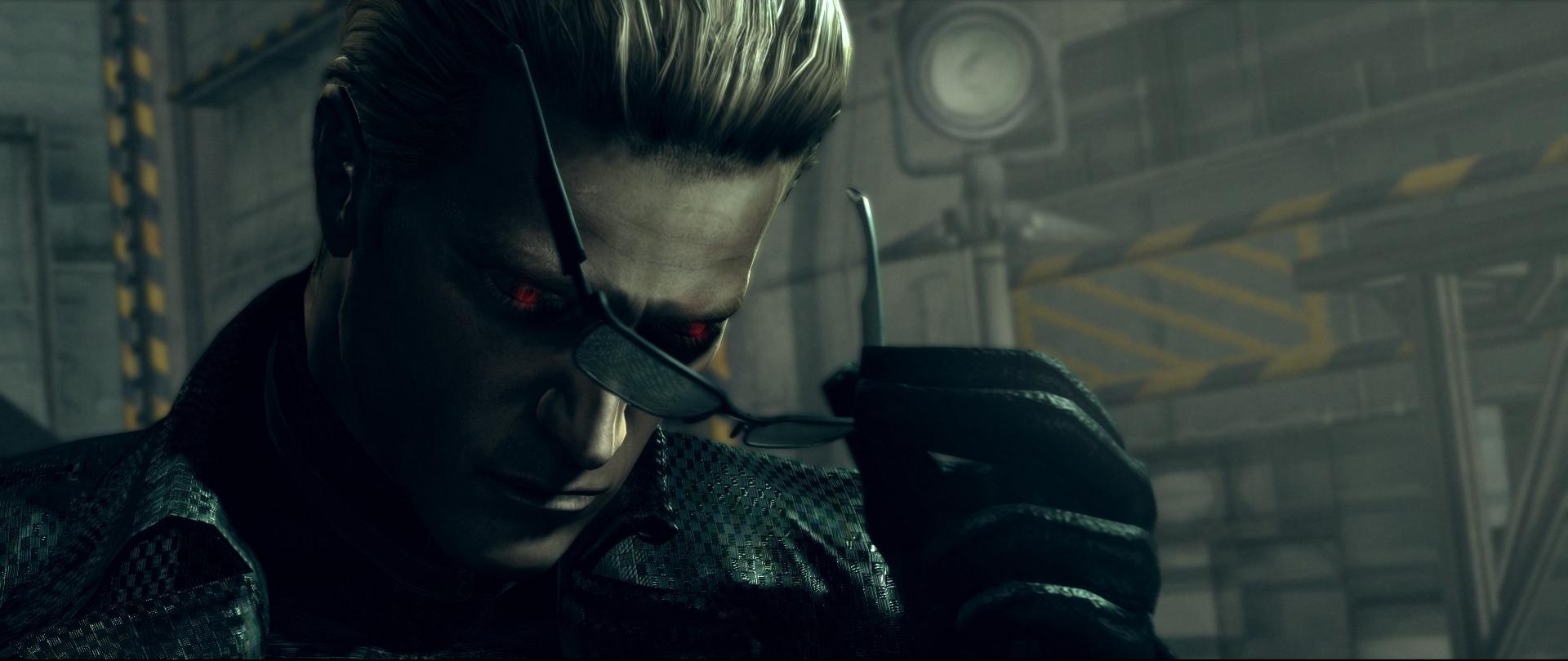 Resident Evil 5 06 Albert Wesker By Raphivania On Deviantart