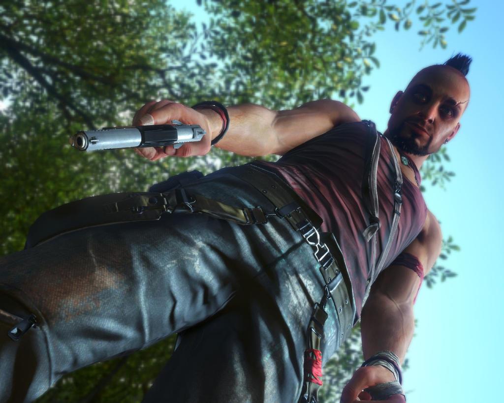 Far Cry 3 - 02 - Vaas Montenegro by Raphivania on DeviantArt