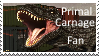 Primal Carnage Stamp by Raphivania