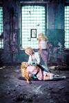 Shaman King cosplay - Faust 8  Eliza by Tushkanchik666