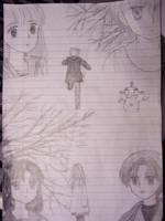 Kodocha collage thing