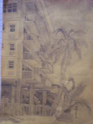 A Florida hotel