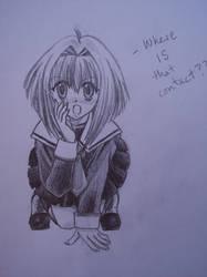 Chibi Vampire fan art