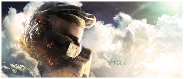 __halo Signatur by knoXeee