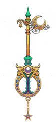Unnamed keyblade