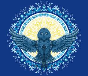 Fullmoon Owl