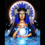 Goddess Chalchiuhtilcue