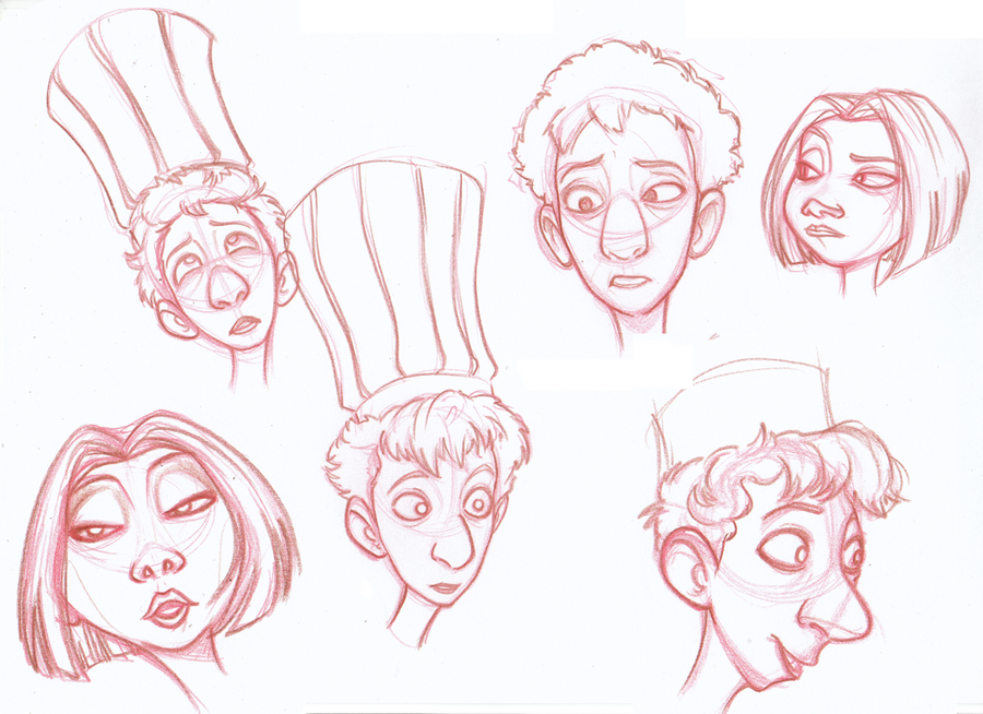 ratatouille sketch 1 ratatouille ratatouille disney wallpaper pry to    Ratatouille Character Design