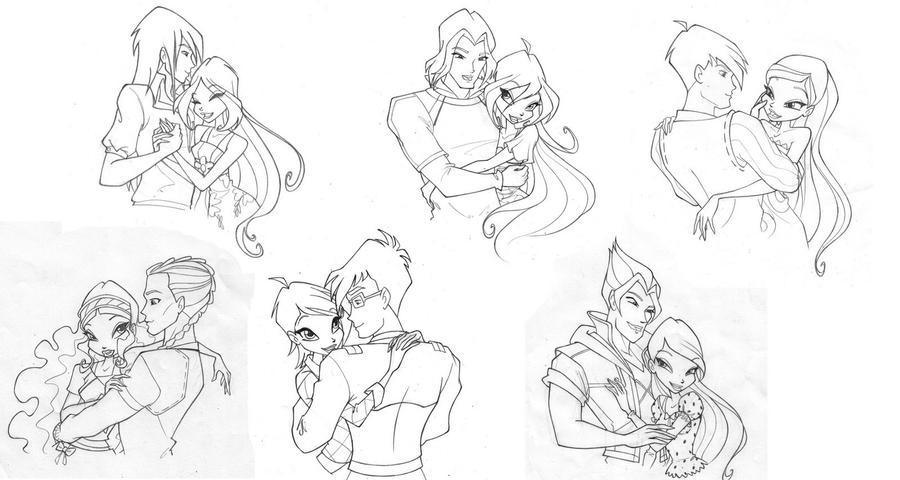 winx couples by wandolina