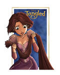 tangled color