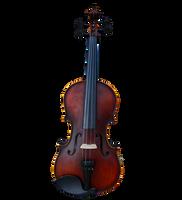 single violin by mistyt-stock