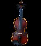 single violin