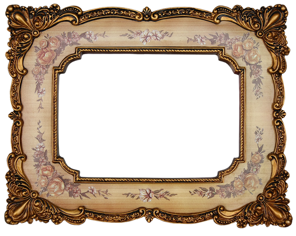 Vintage frame by mistyt stock on deviantart for What to do with old frames