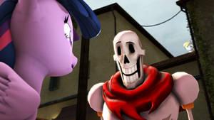 Twilight Meets Papyrus