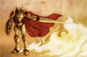Tamers 089. Through the Fire