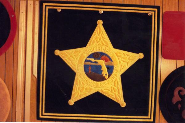 Alachua County Sheriff rug by RugWorks on DeviantArt