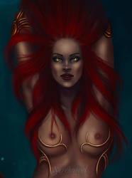 Aphrodite - Close-up by Surehuinel