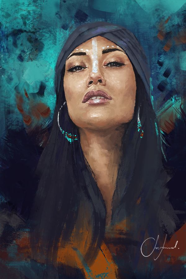 Blues by Surehuinel