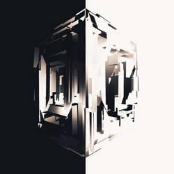 Megatron Cube Shaded