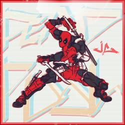 Super Sketch Series 001 - Deadpool