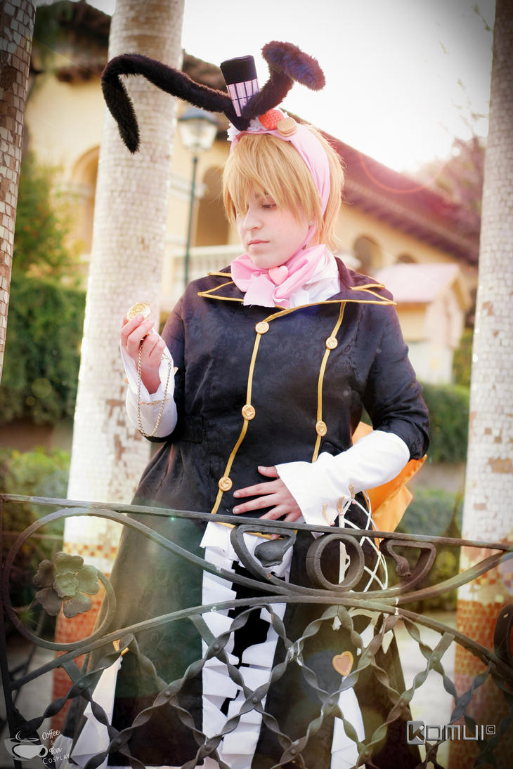 [Pandora Hearts] Oz Vessalius - The clock by mariasachan