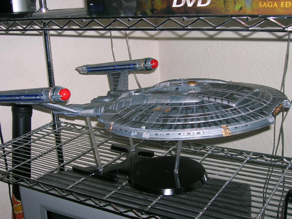 The Enterprise NX-01 by talon