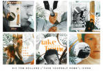 Tom Holland (Take Yourself Home) Icons